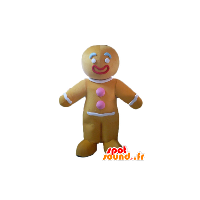 Purchase ti cookie mascot famous gingerbread in shrek in mascots shrek - Biscuit shrek ...