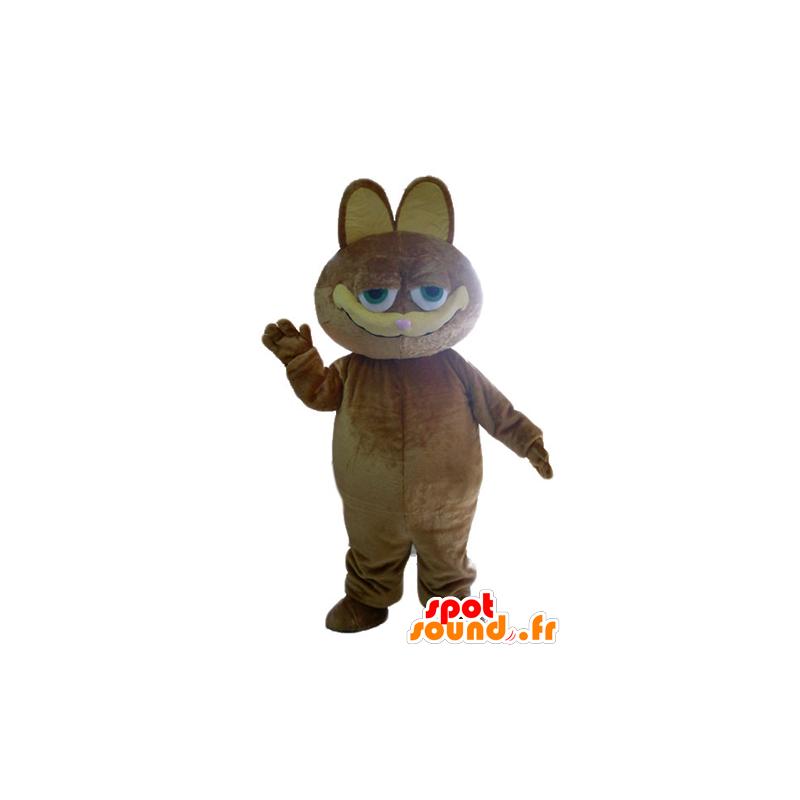 Mascotte de Garfield, célèbre chat de dessin animé - MASFR23511 - Mascottes Garfield
