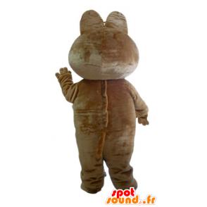 Garfield mascotte, famoso fumetto gatto - MASFR23511 - Mascotte Garfield