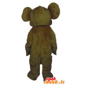 Jerry maskot, de berømte brune muse Looney Tunes - MASFR23552 - Mascottes Tom and Jerry