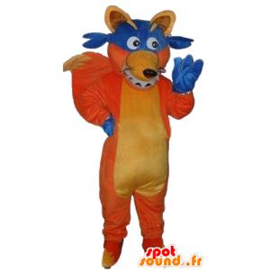 Mascot of the famous fox Swiper Dora the Explorer