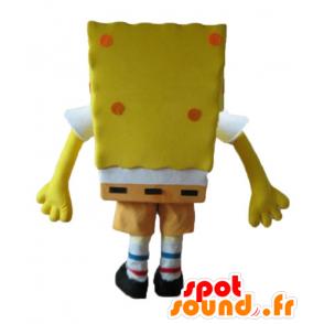 Mascot SpongeBob, gul tegneseriefigur - MASFR23600 - Bob svamp Maskoter