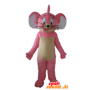 Jerry mascotte, de beroemde muis Looney Tunes - MASFR23607 - Mascottes Tom and Jerry