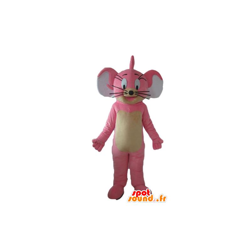 Jerry maskot, de berømte mus Looney Tunes - MASFR23607 - Mascottes Tom and Jerry