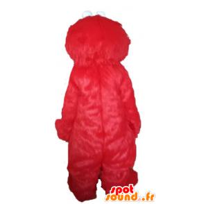 Elmo mascot, famous puppet of Sesame Street - MASFR23627 - Mascots 1 Elmo sesame Street