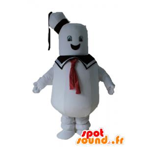 Tukku Mascot valkoinen mies, sailor - MASFR23656 - Mascottes non-classées