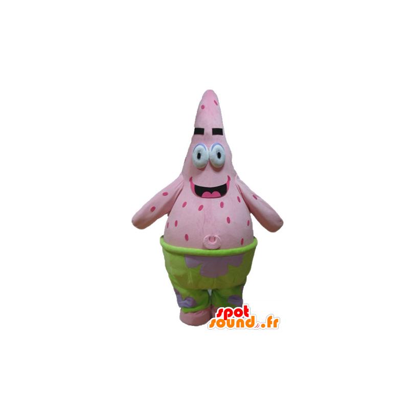 Patrick mascot, famous star pink sea SpongeBob - MASFR23665 - Mascots Sponge Bob