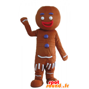 Ti mascota galleta, pan de jengibre famosa en Shrek - MASFR23675 - Mascotas Shrek