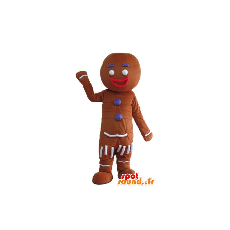 Ti cookies maskotka, słynne pierniki w Shrek - MASFR23675 - Shrek Maskotki