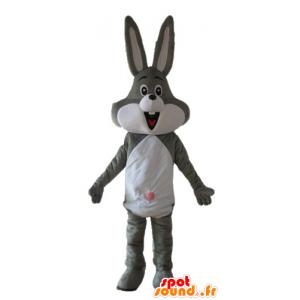Bugs Bunny mascot, the famous gray rabbit Looney Tunes - MASFR23681 - Bugs Bunny mascots
