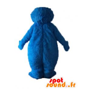 Elmo maskot, chlupaté monstrum, modré loutkové - MASFR23691 - Maskoti 1 Sesame Street Elmo