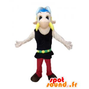 Asterix maskot, berömd tecknad Gallic - Spotsound maskot