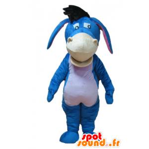 Eeyore mascotte, de beroemde ezel van Winnie the Pooh