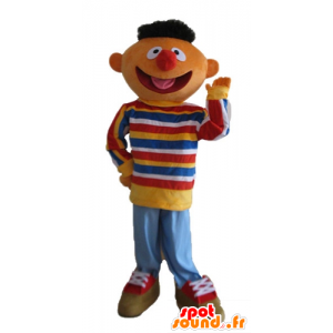 Maskotka Ernest słynnego lalek z Ulicy Sezamkowej - MASFR23722 - Maskotki 1 Sesame Street Elmo