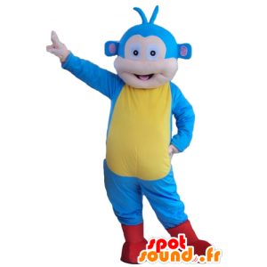Boots mascot, the famous monkey Dora the Explorer - MASFR23746 - Mascots Dora and Diego