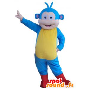 Saappaat maskotti, kuuluisa apina Dora - MASFR23746 - Dora ja Diego Mascots