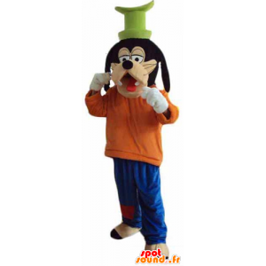 Mascotte de Dingo, célèbre ami de Mickey Mouse - MASFR23751 - Mascottes Dingo