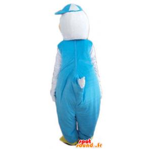 Mascotte de Donald Duck, célèbre canard de Disney - MASFR23753 - Mascottes Donald Duck