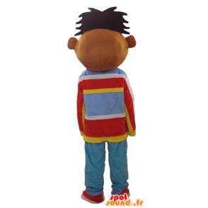 Mascotte Ernest famous puppet of Sesame Street - MASFR23764 - Mascots 1 Elmo sesame Street