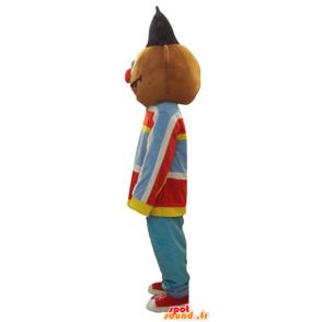 Maskot Ernest slavný loutkové Sezame - MASFR23764 - Maskoti 1 Sesame Street Elmo