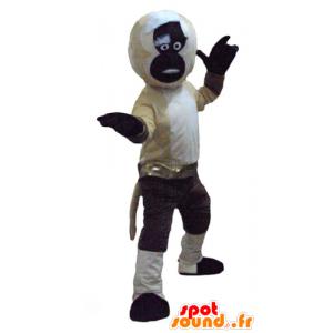 Scimmia Maestro mascotte, carattere Kung Fu Panda - MASFR23777 - Mascotte di Panda