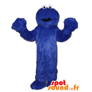La mascota de Elmo, Grover serie Plaza Sésamo - MASFR23804 - Sésamo Elmo mascotas 1 Street