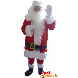 Julenissen i forkledning, med skjegget og alt tilbehør - MASFR23908 - jule~~POS TRUNC