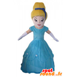 Mascotte de princesse, de la Belle au bois dormant