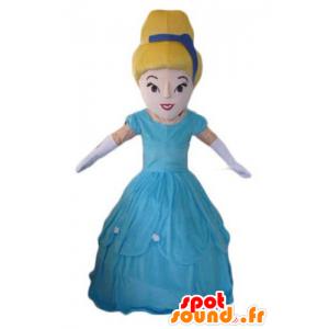 Princess-Maskottchen, das Dornröschen