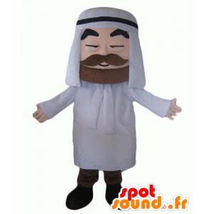Sultan Maskottchen, Tuareg, ein Mann der Wüste - MASFR24010 - Menschliche Maskottchen
