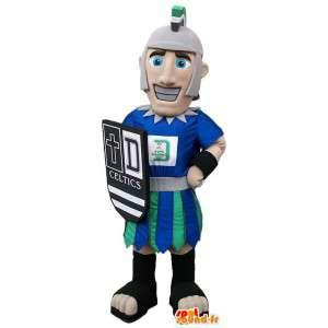 Cavaleiro mascote, soldado da Idade Média - MASFR006676 - cavaleiros mascotes
