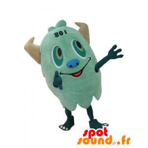 Mascotte 801-Chan, piccolo mostro verde di Kyoto - MASFR25000 - Yuru-Chara mascotte giapponese