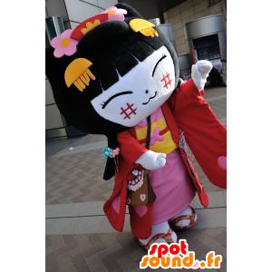 Yachinyan maskot, från staden Shiga - Spotsound maskot