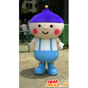 Ragazzo Mascotte, folletto con un tappo - MASFR25108 - Yuru-Chara mascotte giapponese