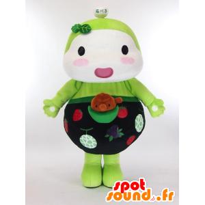 Kikunon mascotte, l'orso di città di Kikugawa - MASFR26002 - Yuru-Chara mascotte giapponese