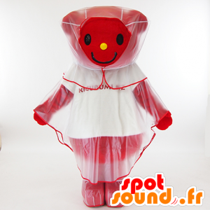Impermeabile trasparente per mascotte - MASFR26019 - Yuru-Chara mascotte giapponese