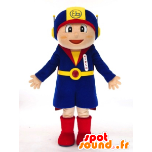 Beta-kun mascotte, ragazzo superhero - MASFR26048 - Yuru-Chara mascotte giapponese