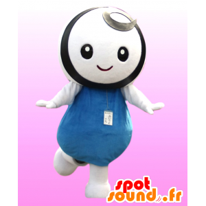 Mascotte Oira-kun,...
