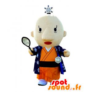 Neve kun mascotte, carattere con i fiocchi - MASFR26603 - Yuru-Chara mascotte giapponese