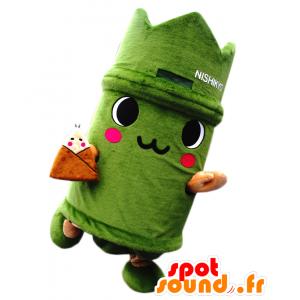 Saikyo mascotte, bambù Nhon - Bamboo Mascotte - MASFR26655 - Yuru-Chara mascotte giapponese