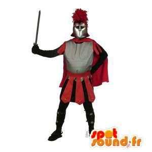 騎士のコスチューム。中世の変装-MASFR006962-騎士のマスコット