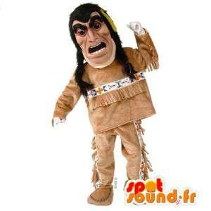 Mascot Inder in der traditionellen Kleidung - MASFR006978 - Menschliche Maskottchen
