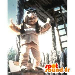 Indian Chief Kostüm.Indianerkostüm - MASFR006979 - Menschliche Maskottchen
