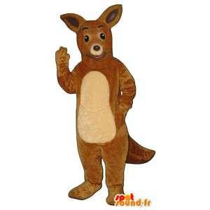 Känguru-Kostüm.Känguru-Kostüm