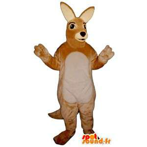 Kangaroo costume, beautiful and realistic