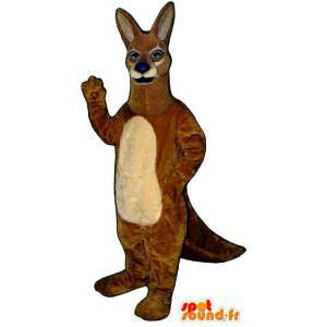 Déguisement de kangourou. Costume de kangourou