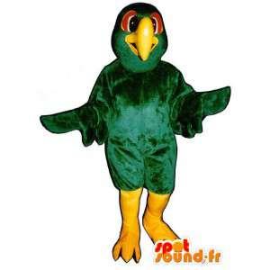 Groen en geel vogelkostuum - MASFR007041 - Mascot vogels