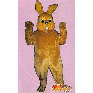 Light brown rabbit costume - MASFR007106 - Rabbit mascot