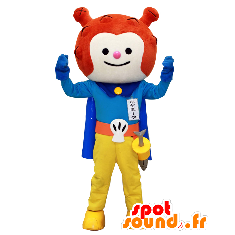 Purchase Hoyaboya Mascot Red Alien Dressed As A Knight In Yuru