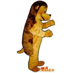 Brown Igel Kostüm - MASFR007151 - Maskottchen-Igel